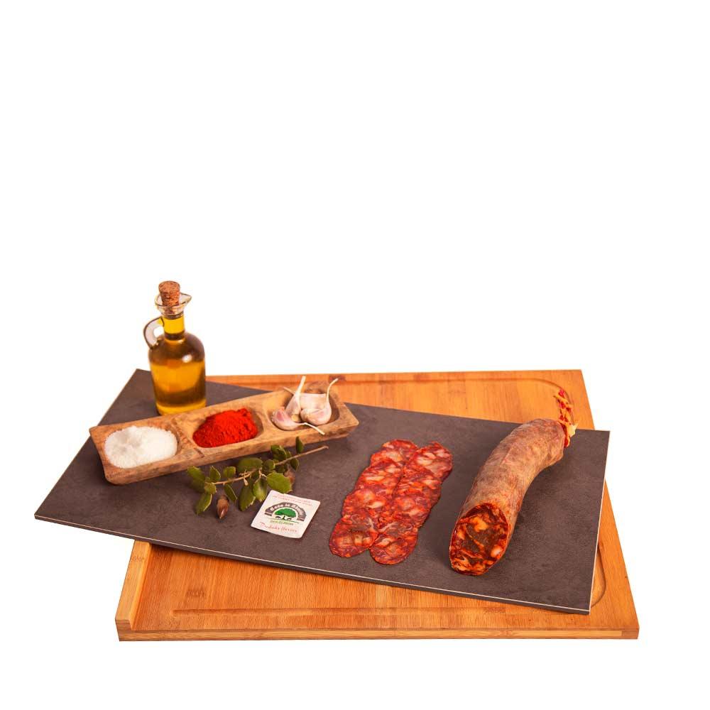 Pieza de Chorizo Cular Ibérico de Bellota