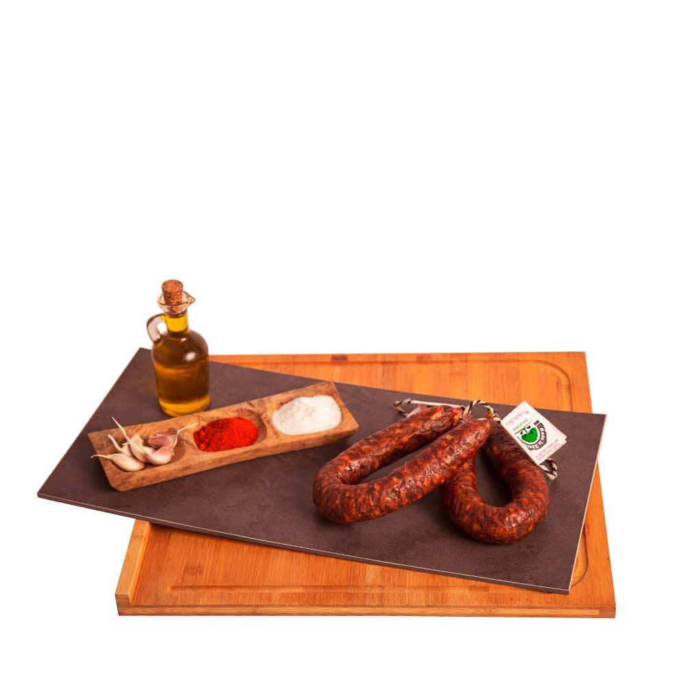 Chorizo Ibérico Herradura - 1 pieza de 495g