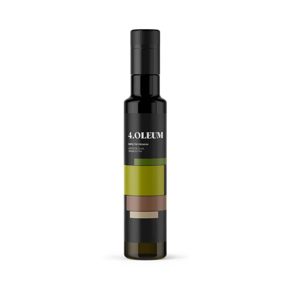 Aceite de Oliva Virgen Extra Premium - 12 Botellas de 500 ml