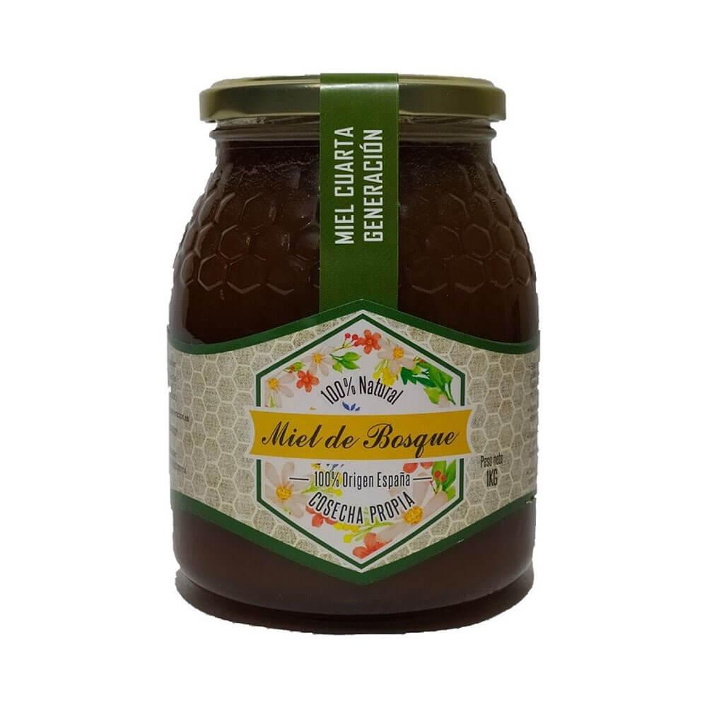 Miel de Bosque - Bote de 1 Kg