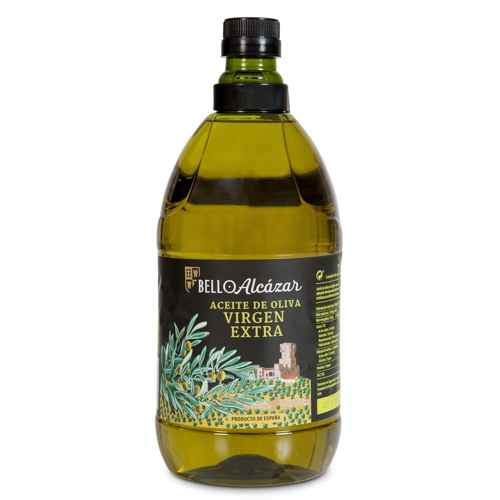 Lote Aceite de Oliva Virgen Extra - 6 botellas de 2 L