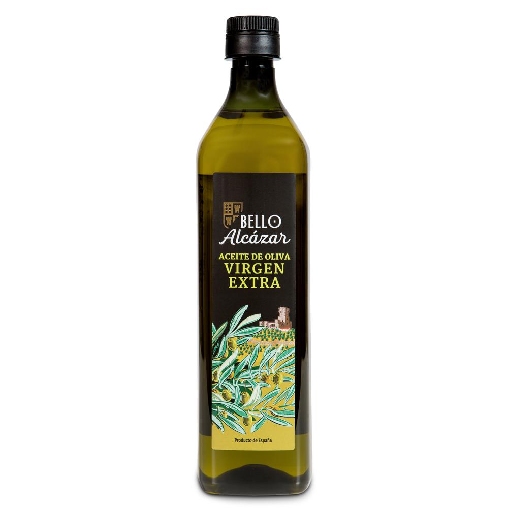 Lote Aceite de Oliva Virgen Extra - 12 botellas de 1 L