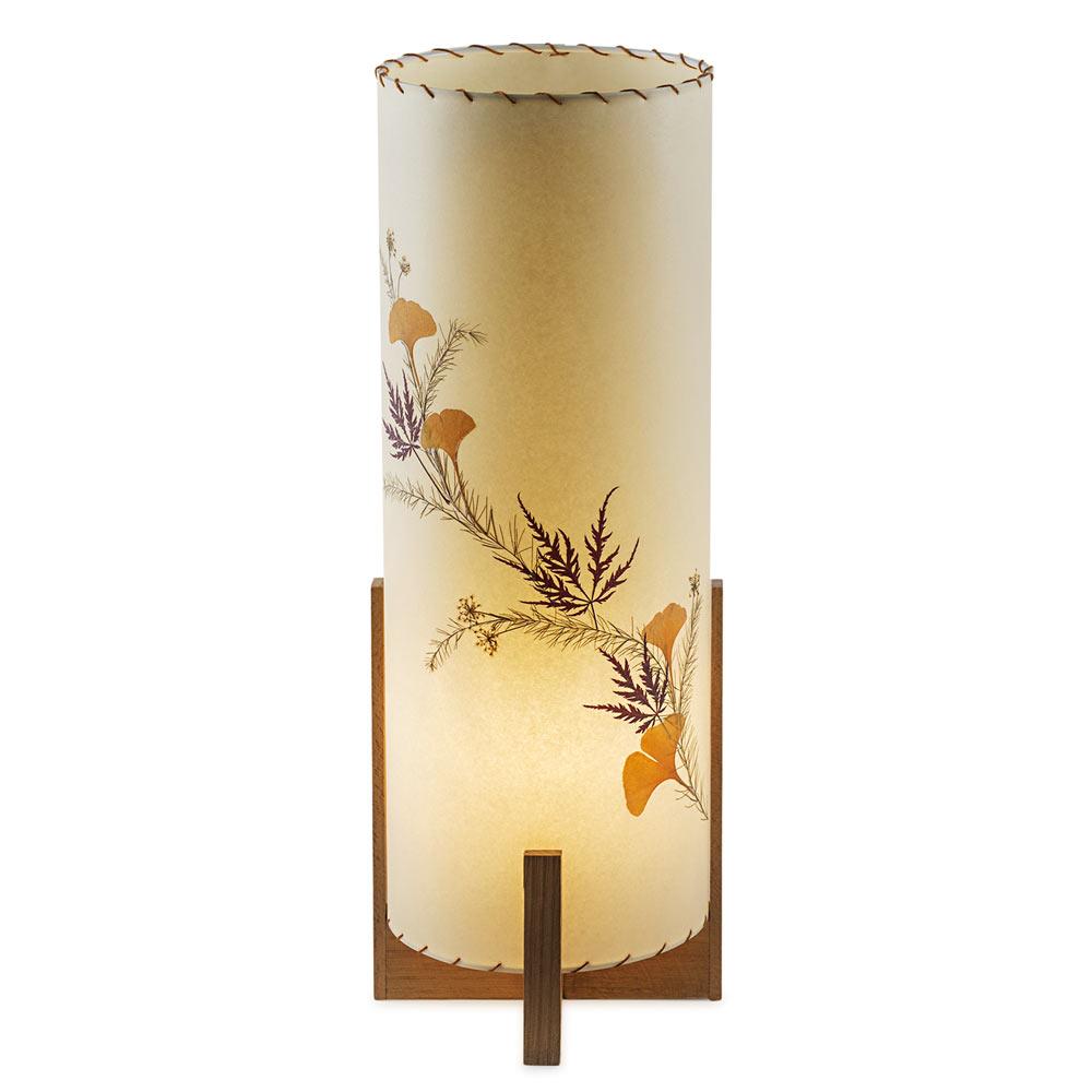 Lámpara cilindro de sobremesa