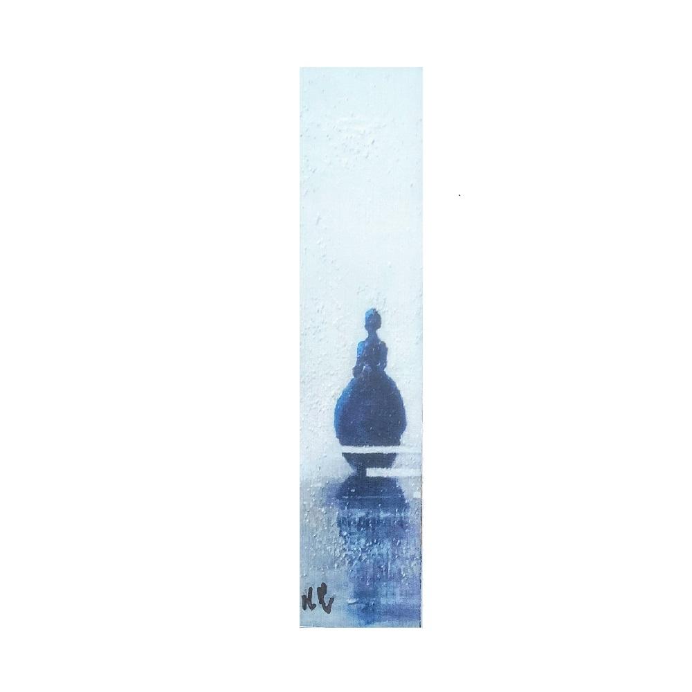 Lote de 10 Marcapáginas Reproducción Obra Original - 21 x 5 cm