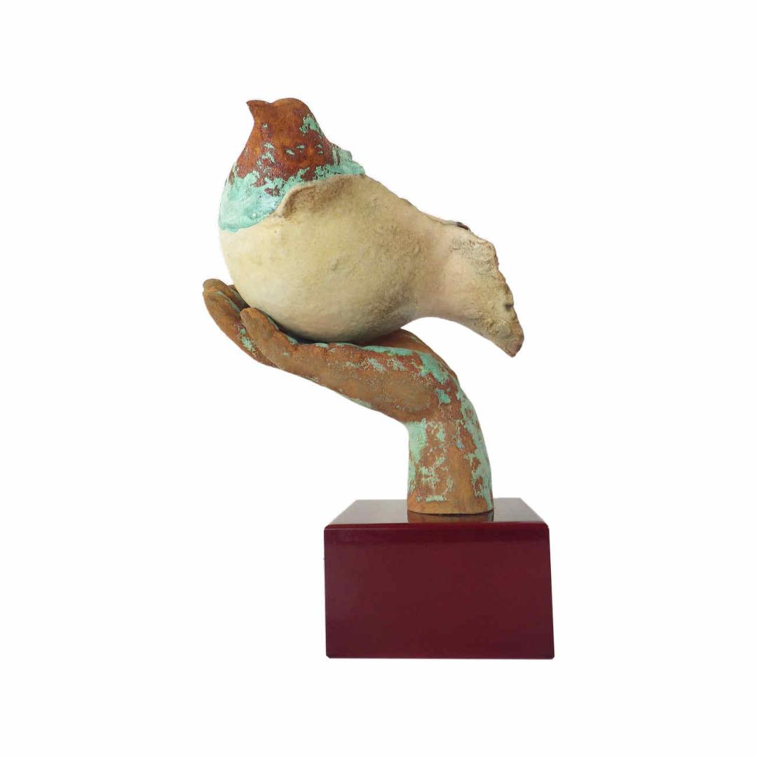 Arte Salarich Dove Hand