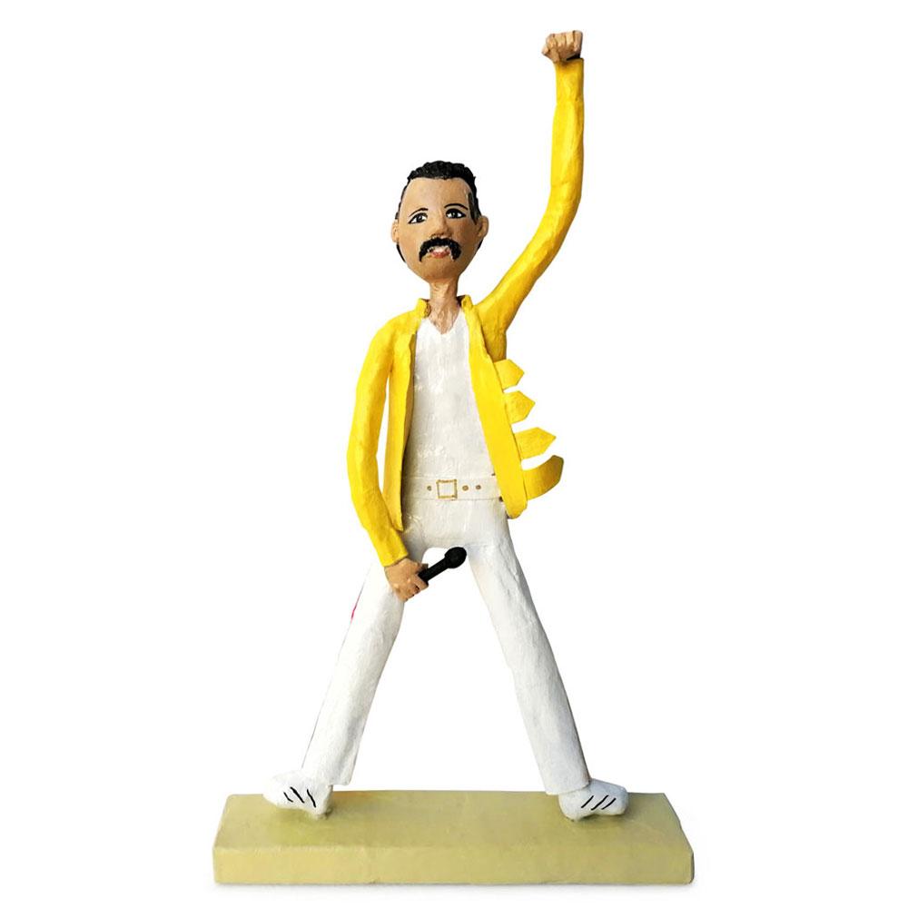 Freddie Mercury figura