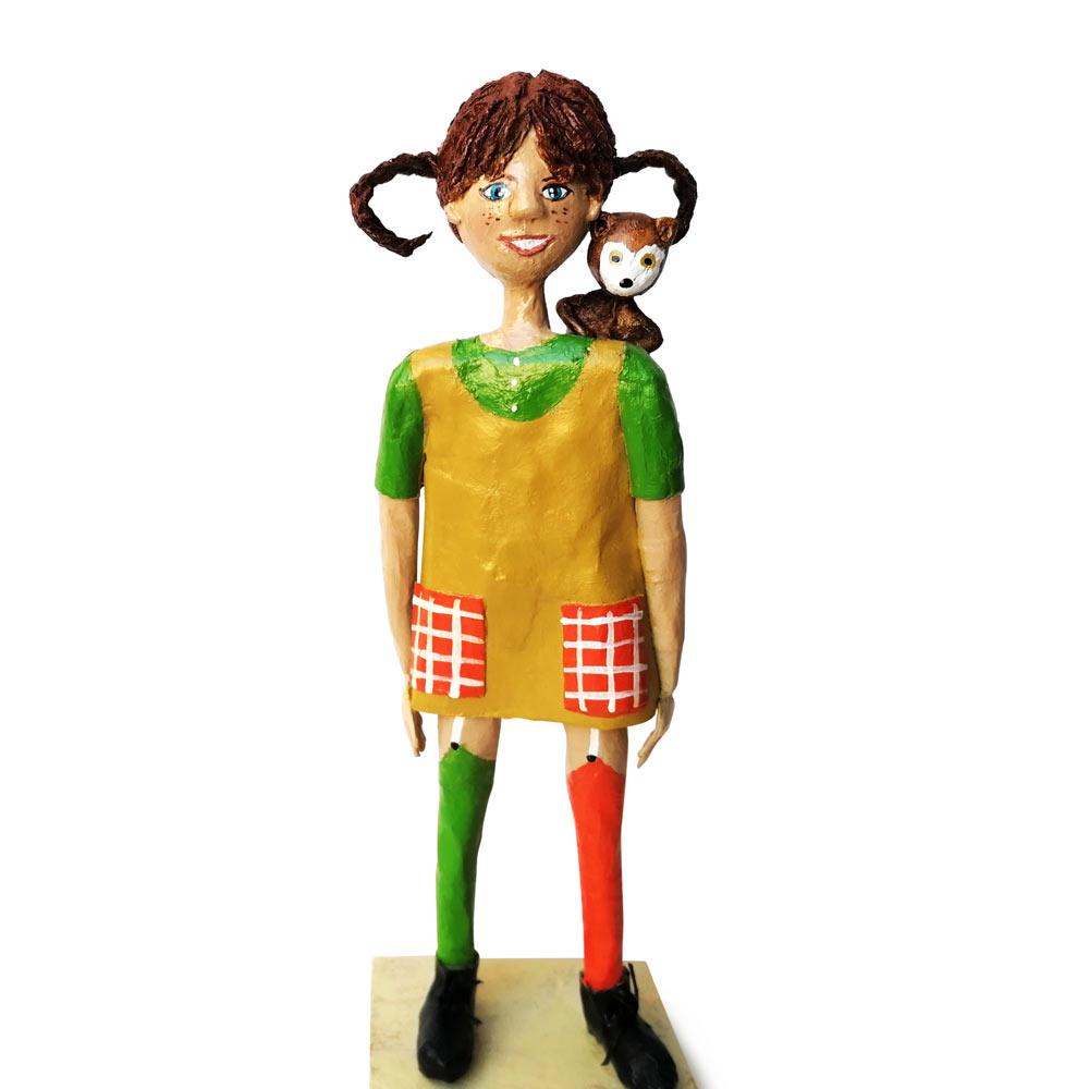 Pippi Langstrump figura