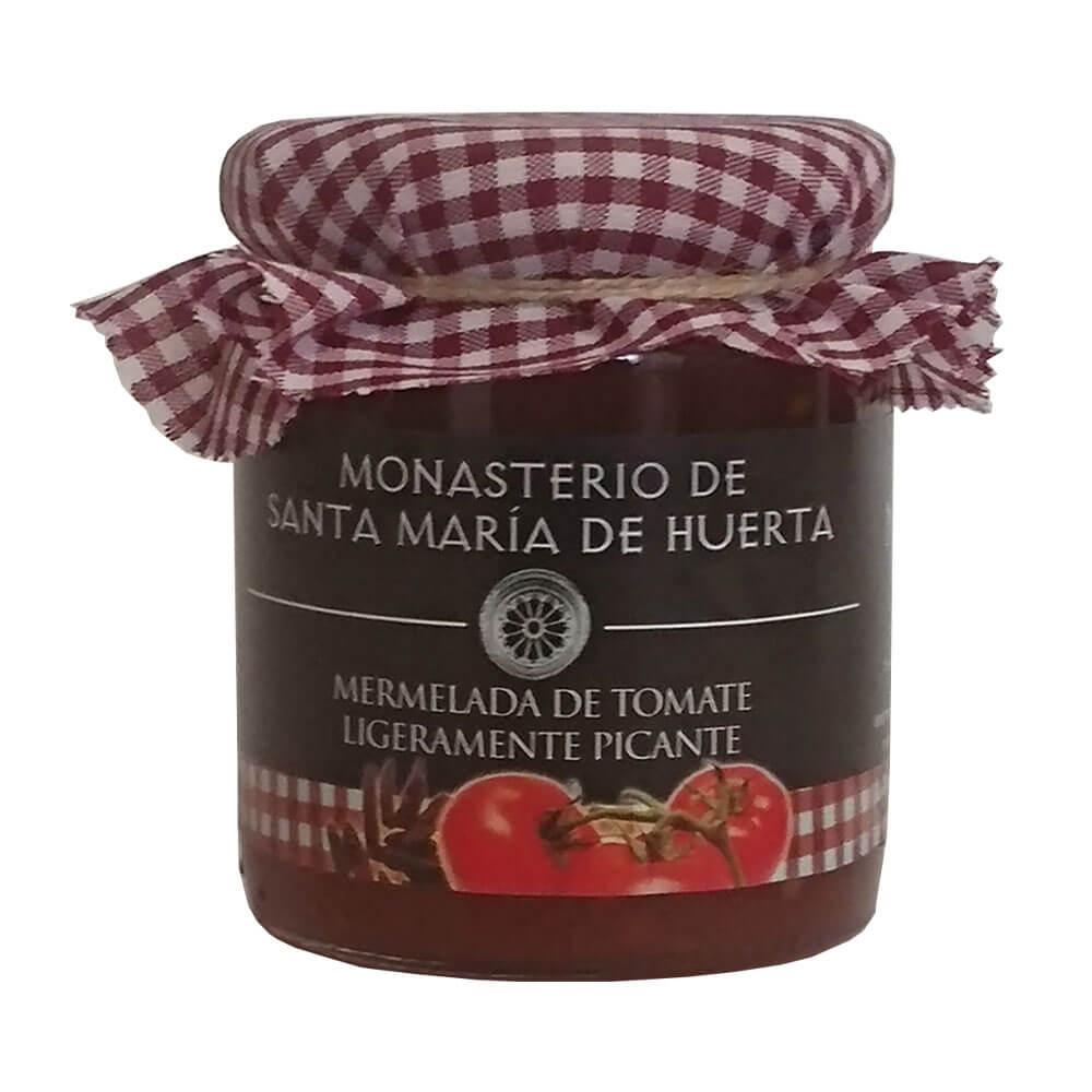Mermelada de Tomate ligeramente Picante - Lote 4 botes de 300 g