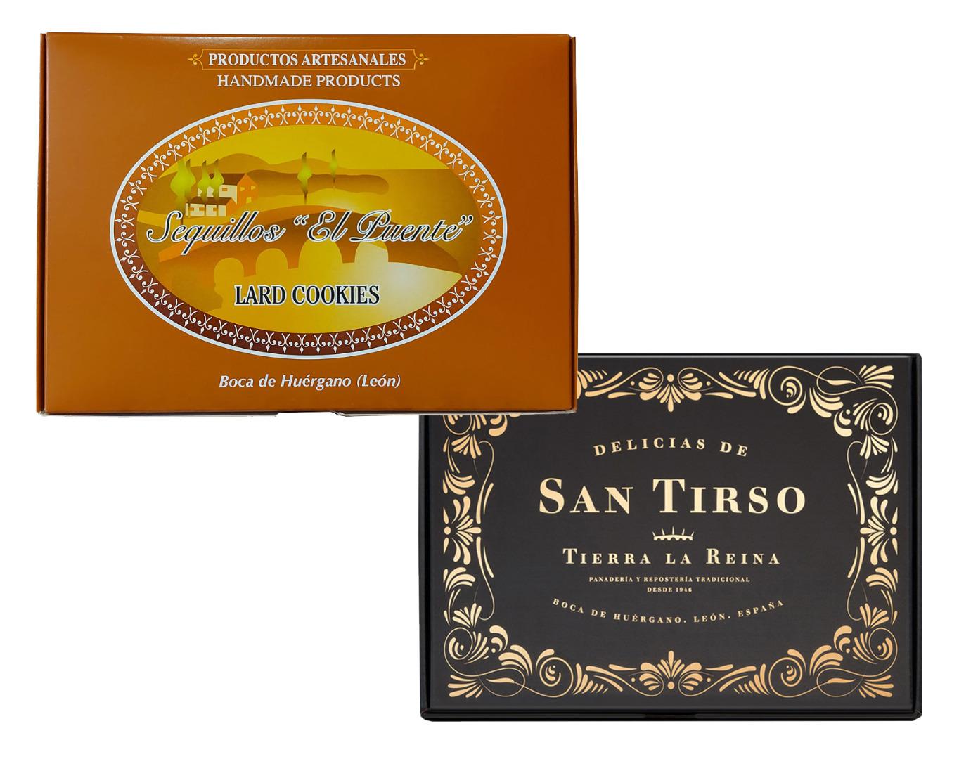 Panadería Tierra La Reina Lot Sequillos + Delights