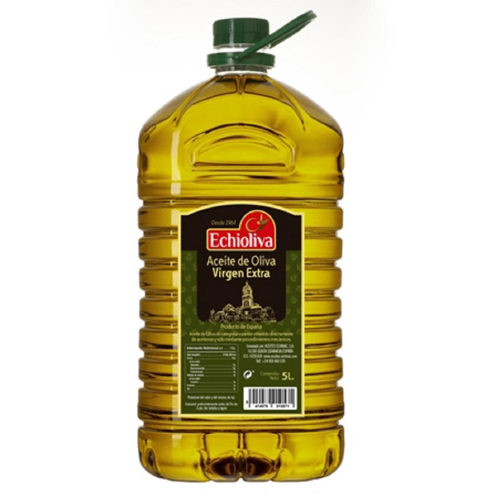 Aceite de Oliva Virgen Extra - 3 x 5L