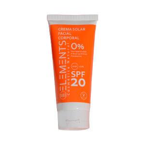 Elements Protector solar facial corporal SPF 20 - 100ml