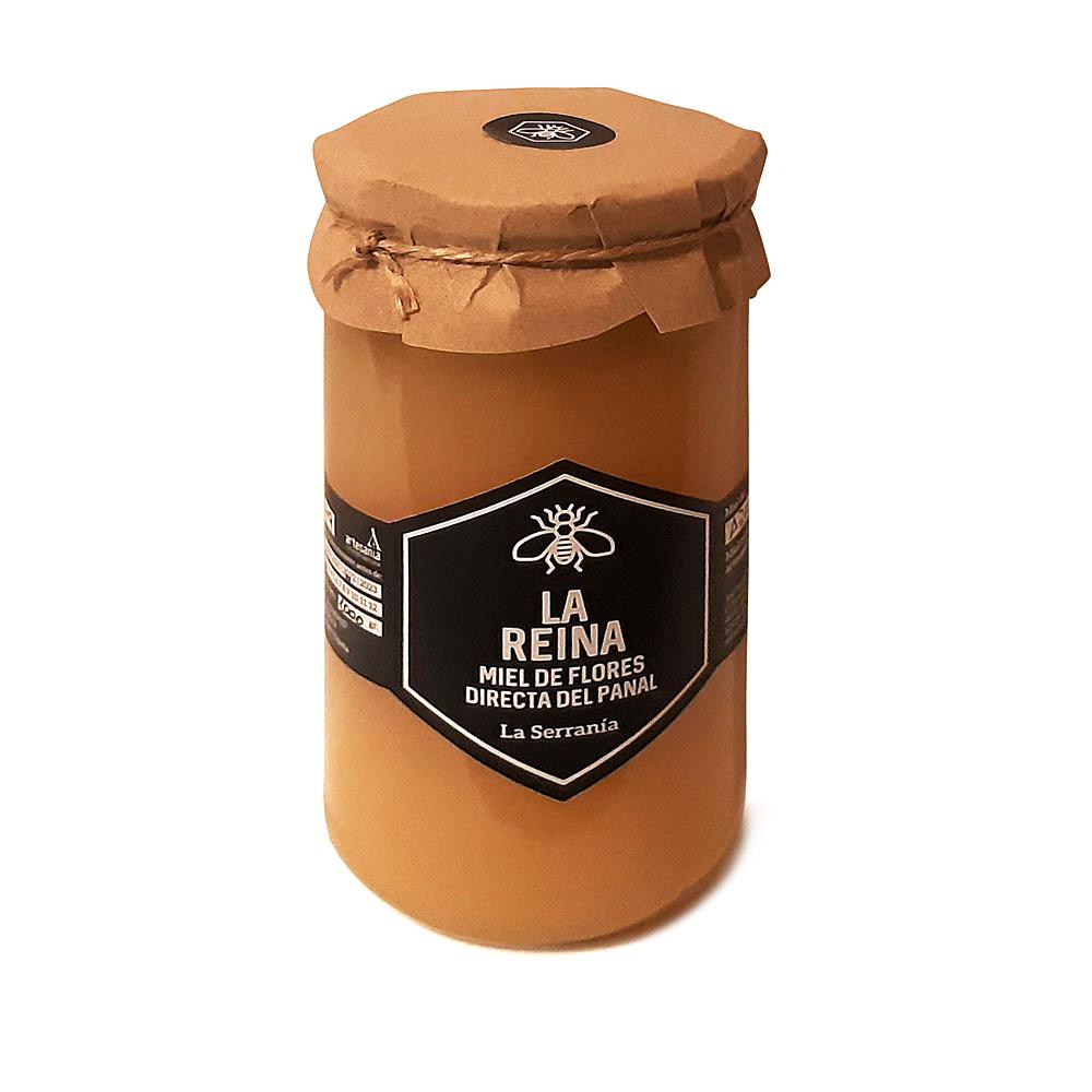 Miel de Almendro - Bote de 1 Kg