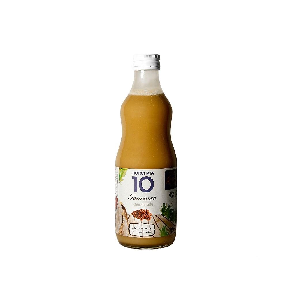 Horchata 10 Concentrada Gourmet - Caja de 6 x 500 ml