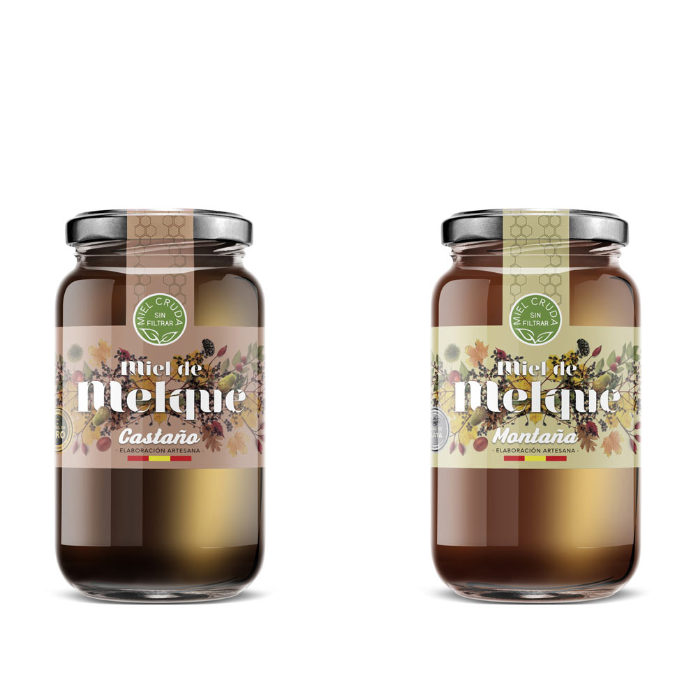 Pack 2 variedades de miel