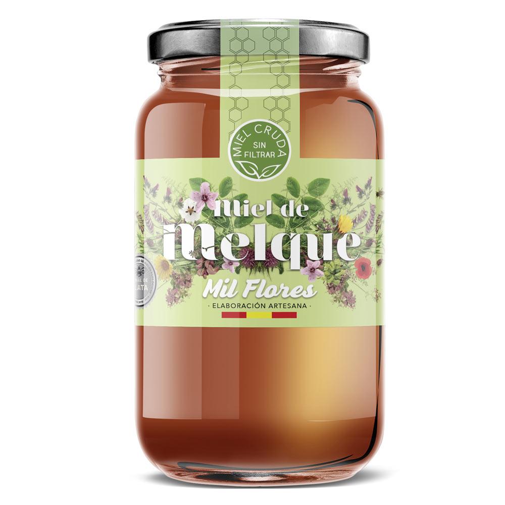 Miel de Milflores Ecológica