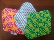 Compresa textil