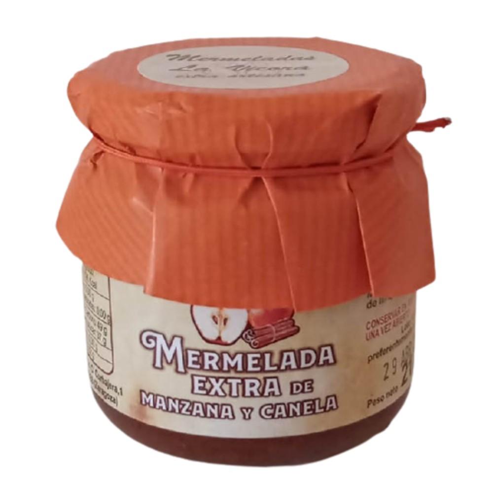 MERMELADA EXTRA DE MANZANA con CANELA