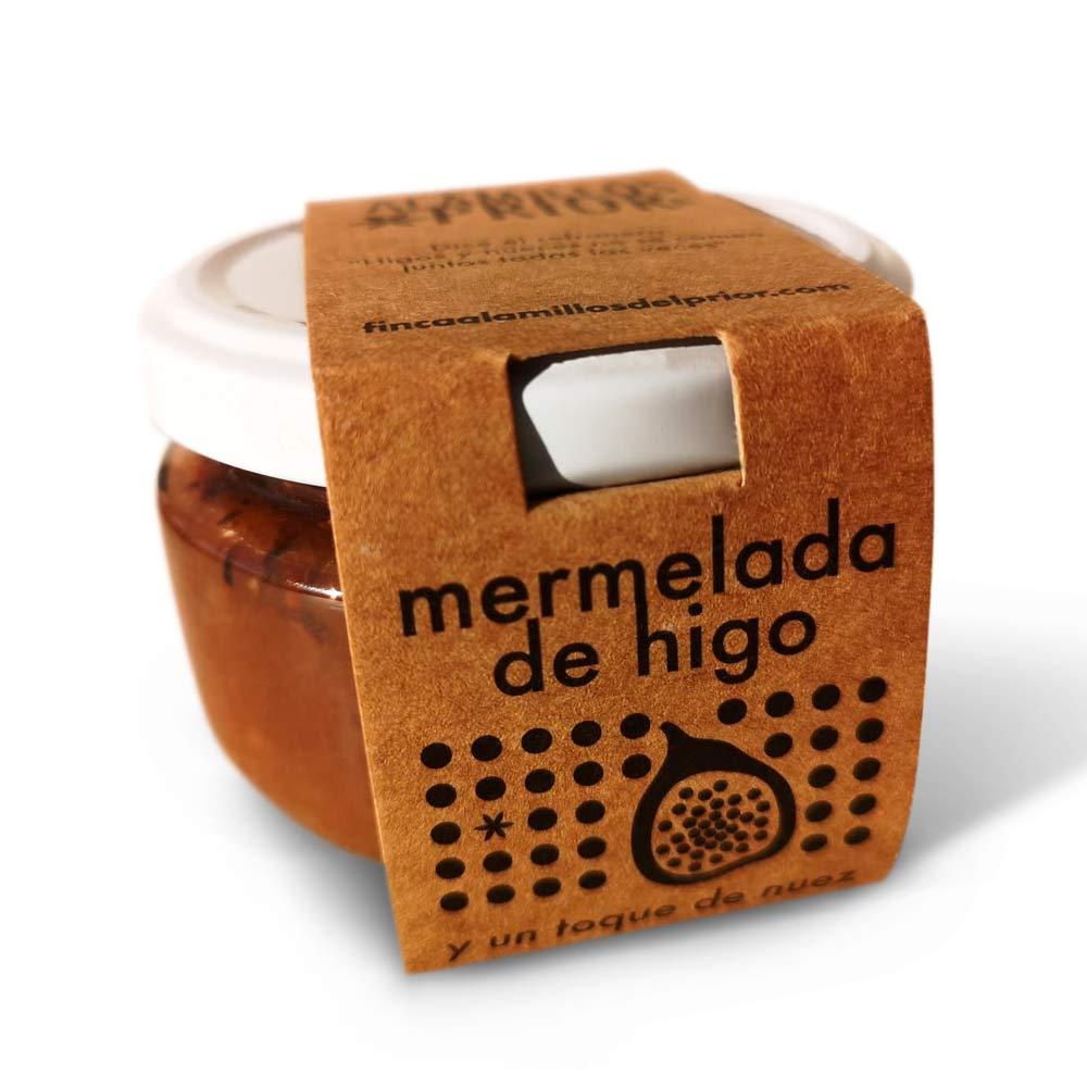 Pack 5 x 125 g mermelada higo y breva