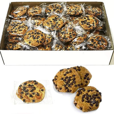 LAPASIÓN Chokis biscuit with chocolate chips, box 2kg