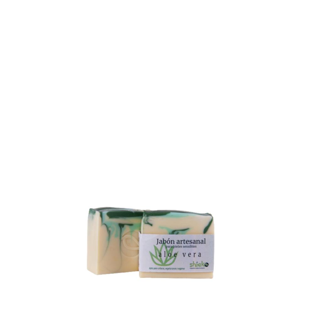 Jabón artesano de Aloe Vera, ECO