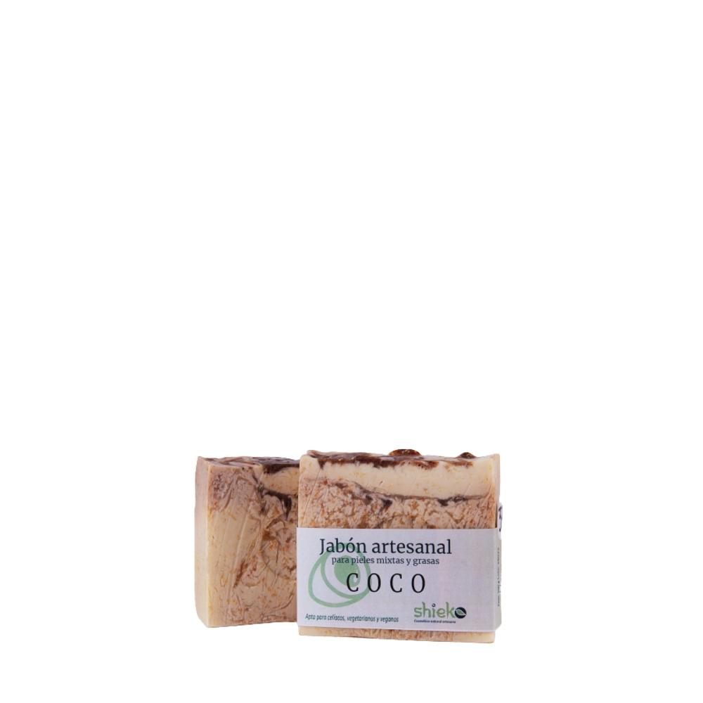 Jabón artesano de Coco - ECO