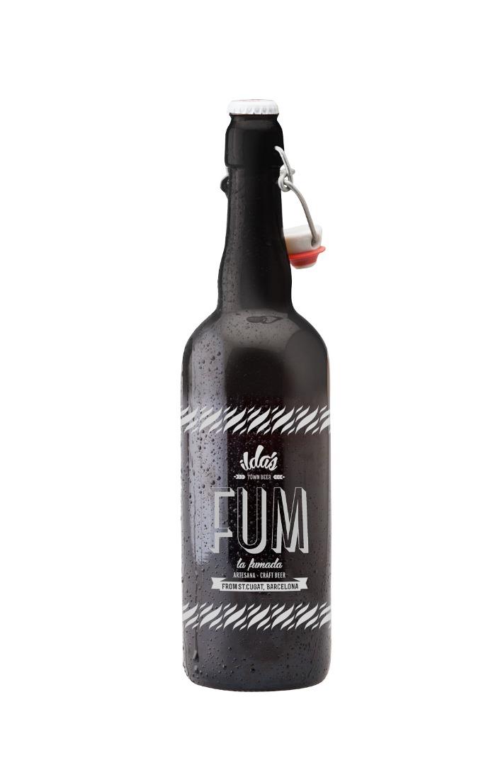 6 botellas de FUM de 75 cl. cada una