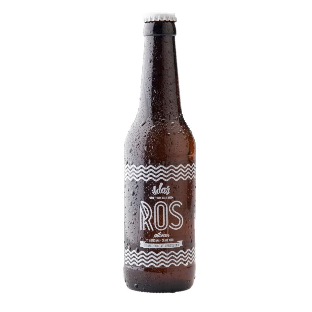 ROS - Pilsner de Ilda's - 12 botellas de 33 cl