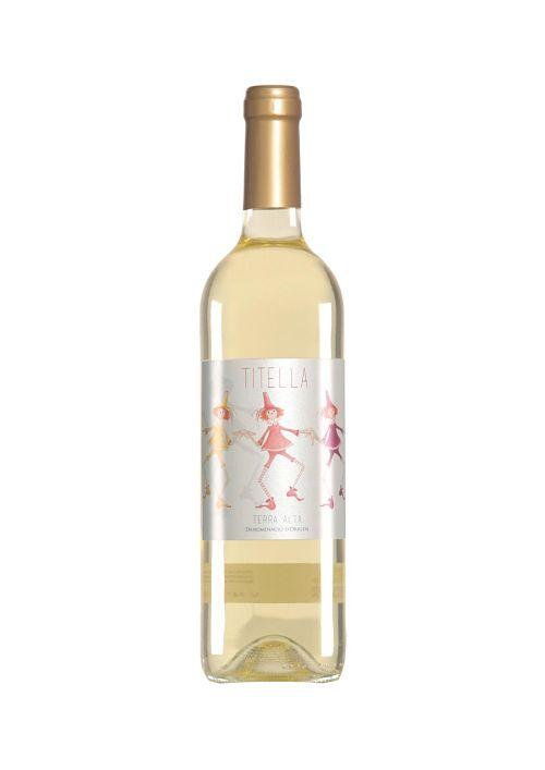 Titella La Botiga White TITELLA Wine D.O. Terra Alta