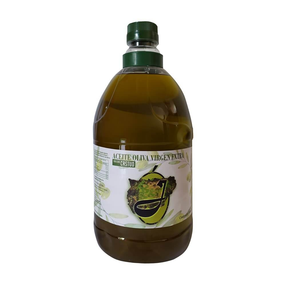 Aceite Oliva Virgen Extra de Cosecha Temprana -Garrafa de 2 L