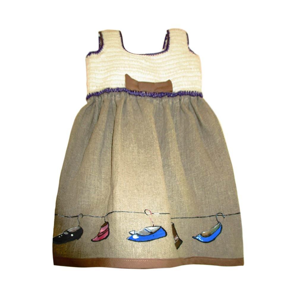 Vestido Zapatos de Duende - 0 a 2 años