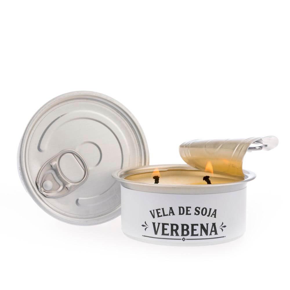 Velas Soja de Verbena - 2 unidades