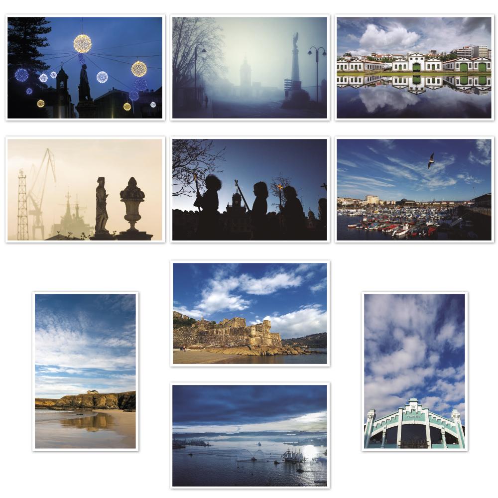 Postales de Ferrol