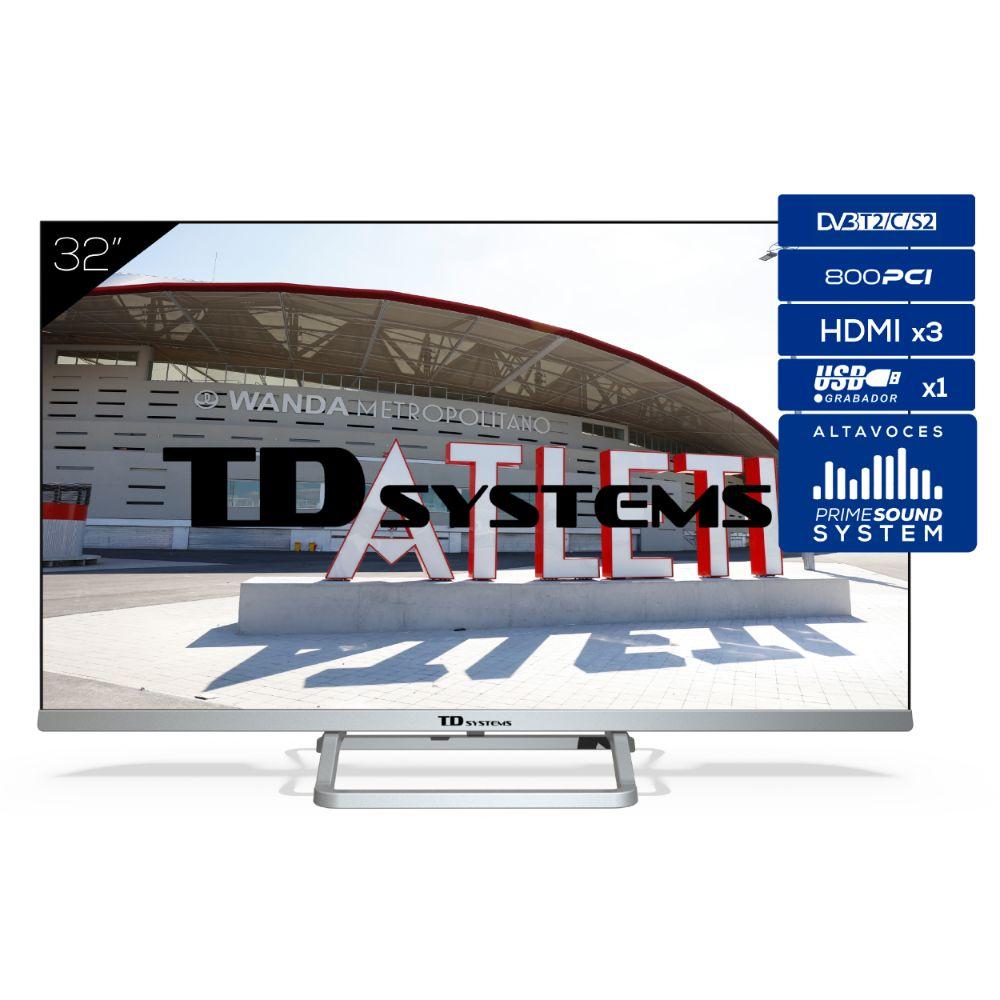 "Televisor 32"" Led HD TD Systems K32DLX11H"