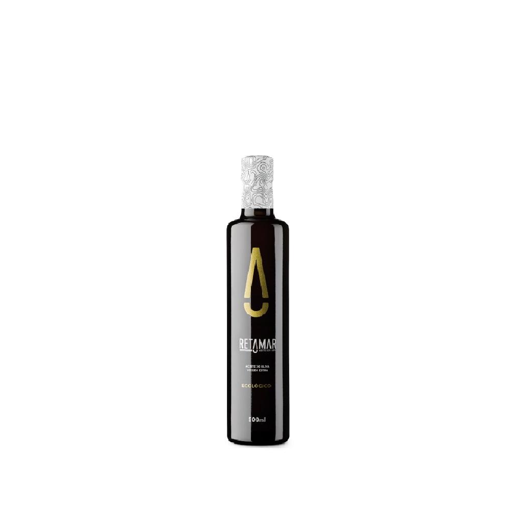 AOVE Cosecha Temprana Ecológico - Estuche con Botella Cristal 500 ml