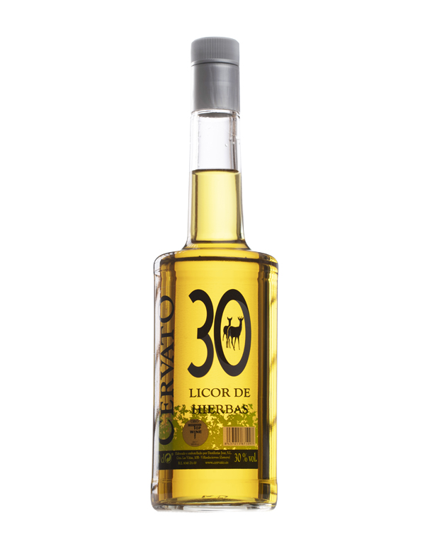 Licor de Hierbas 30º 70CL