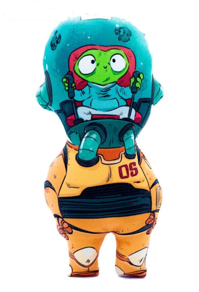 Muñeco personalizado FinoFury