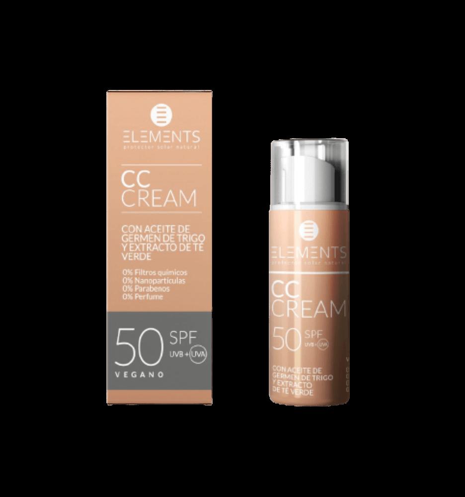CC Cream natural SPF 50 -30ml