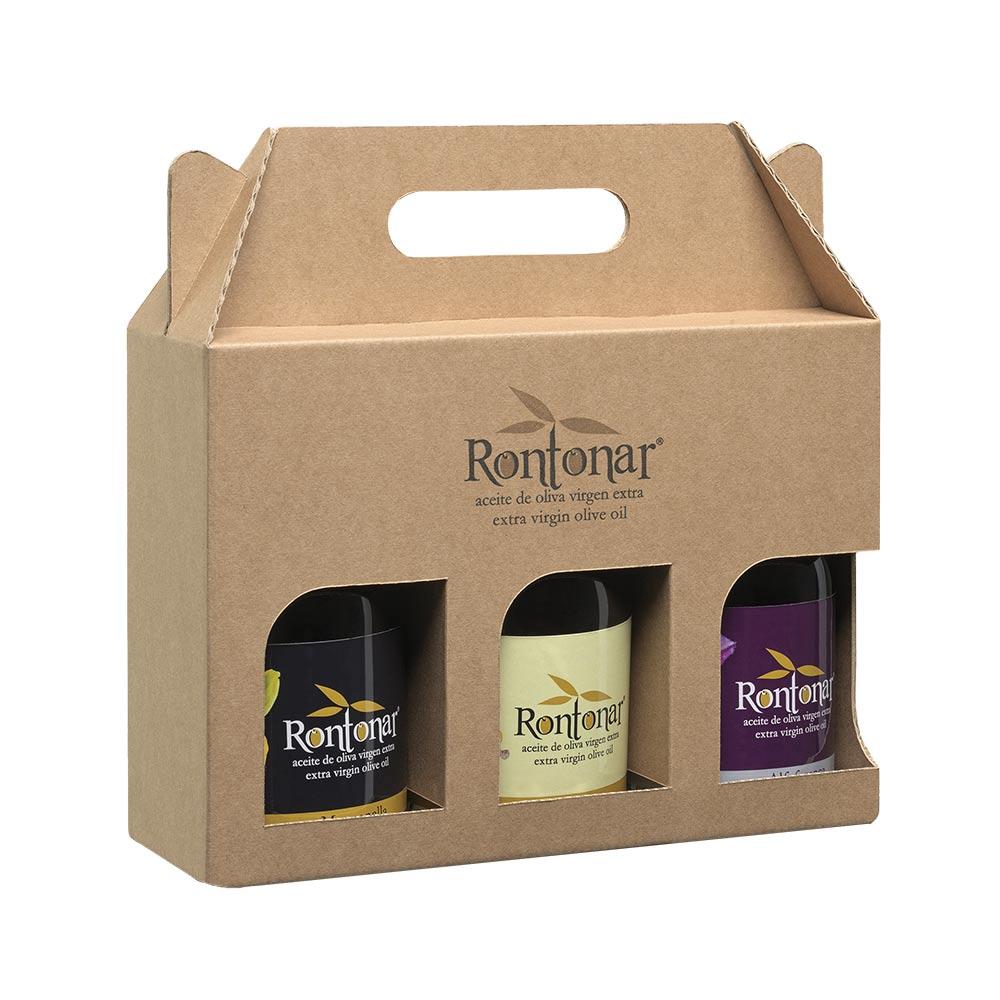Rontonar Olive Oils Pack 500 ml