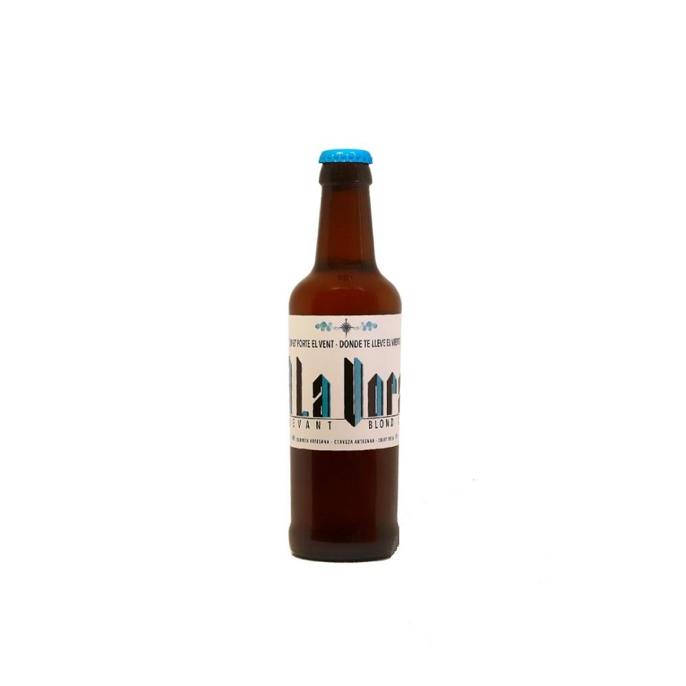 Llevant Blonde Ale L 12 botellas de 33 cl A La Vora