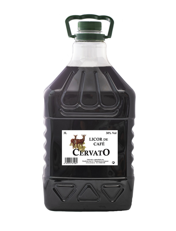 Licor de Café PET 3 Litros