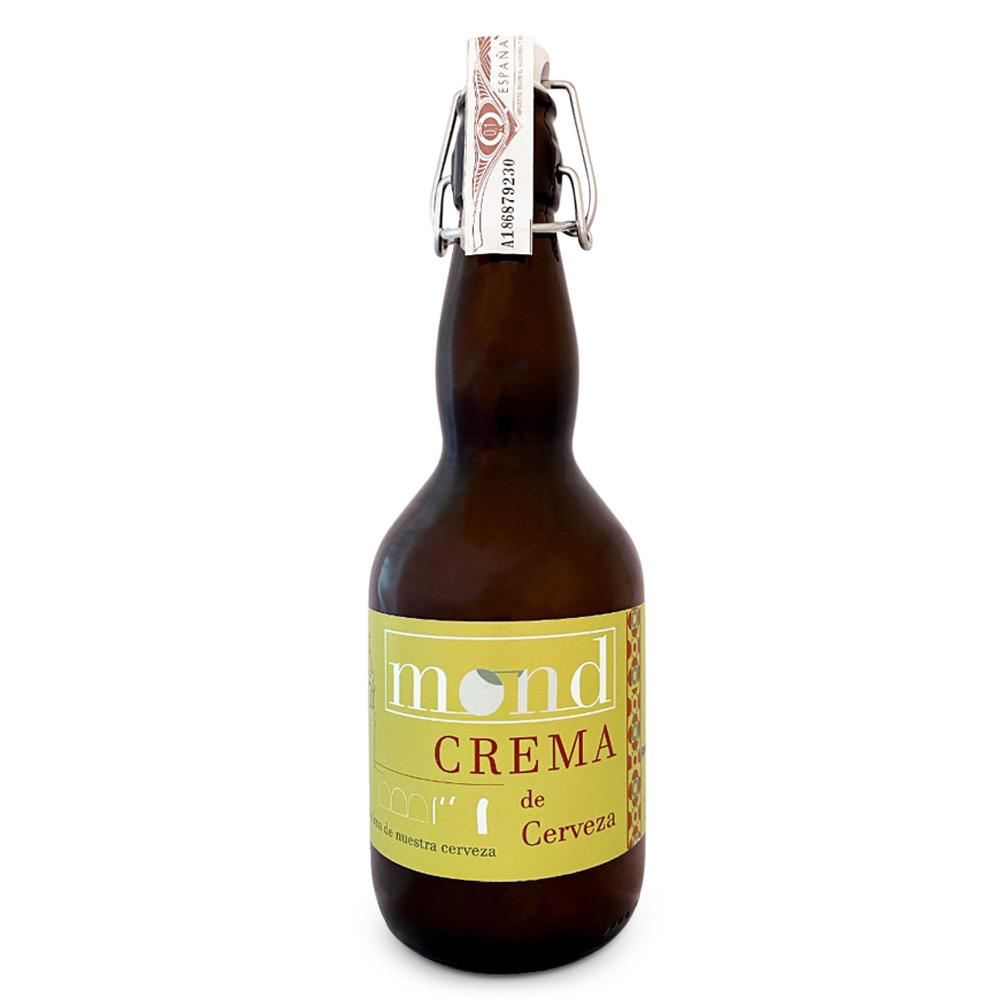Crema de Licor de Cerveza