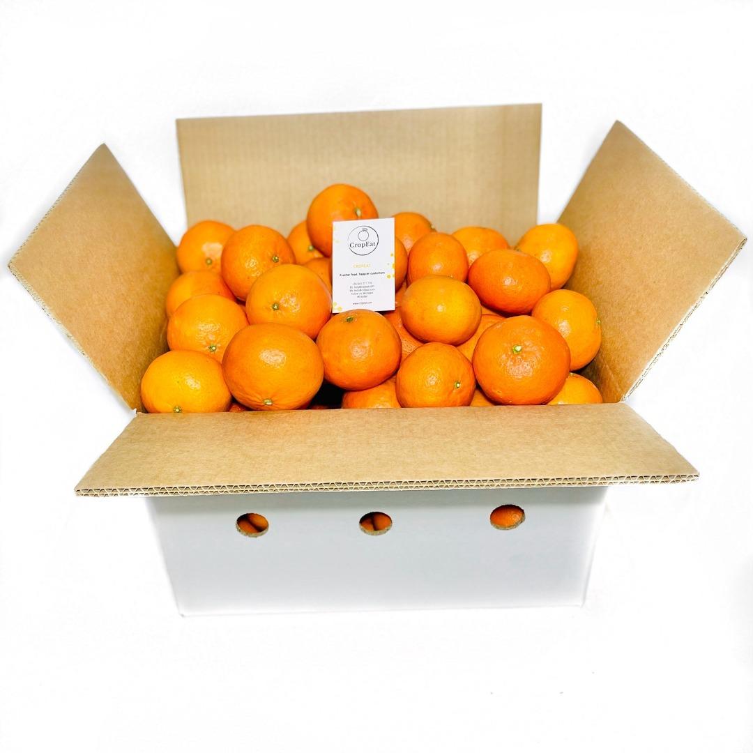 Mandarinas de mesa - Caja de 10 kg