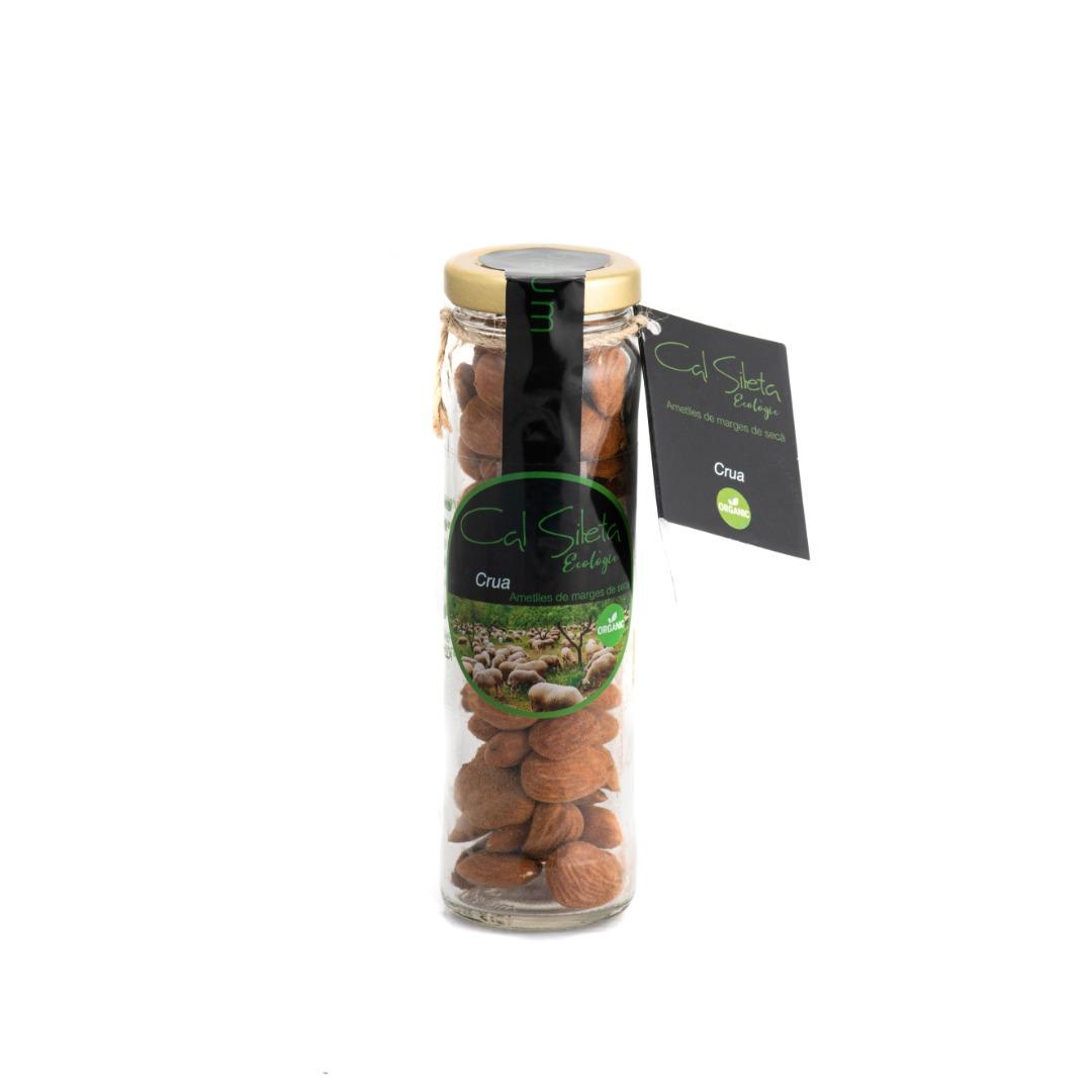 Cal Sileta Ecologic Organic raw almond 75 gr
