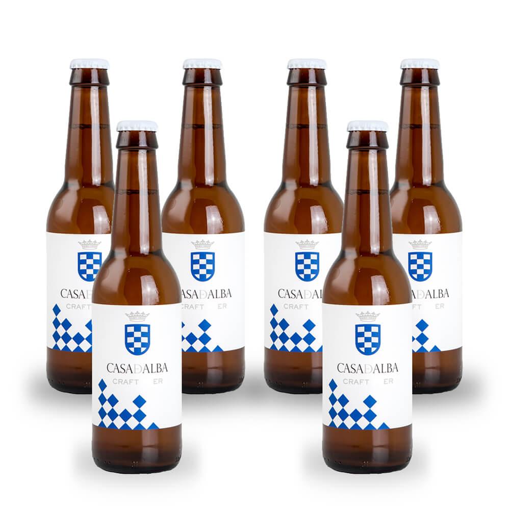 Pack Blonde L 6 botellas de 33cl