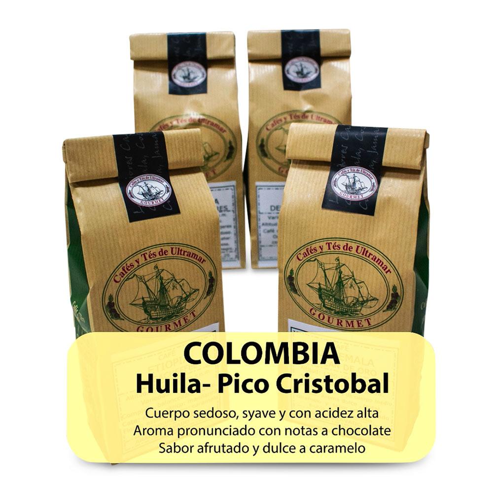Colombia Huila-Pico Cristobal 4x250gr