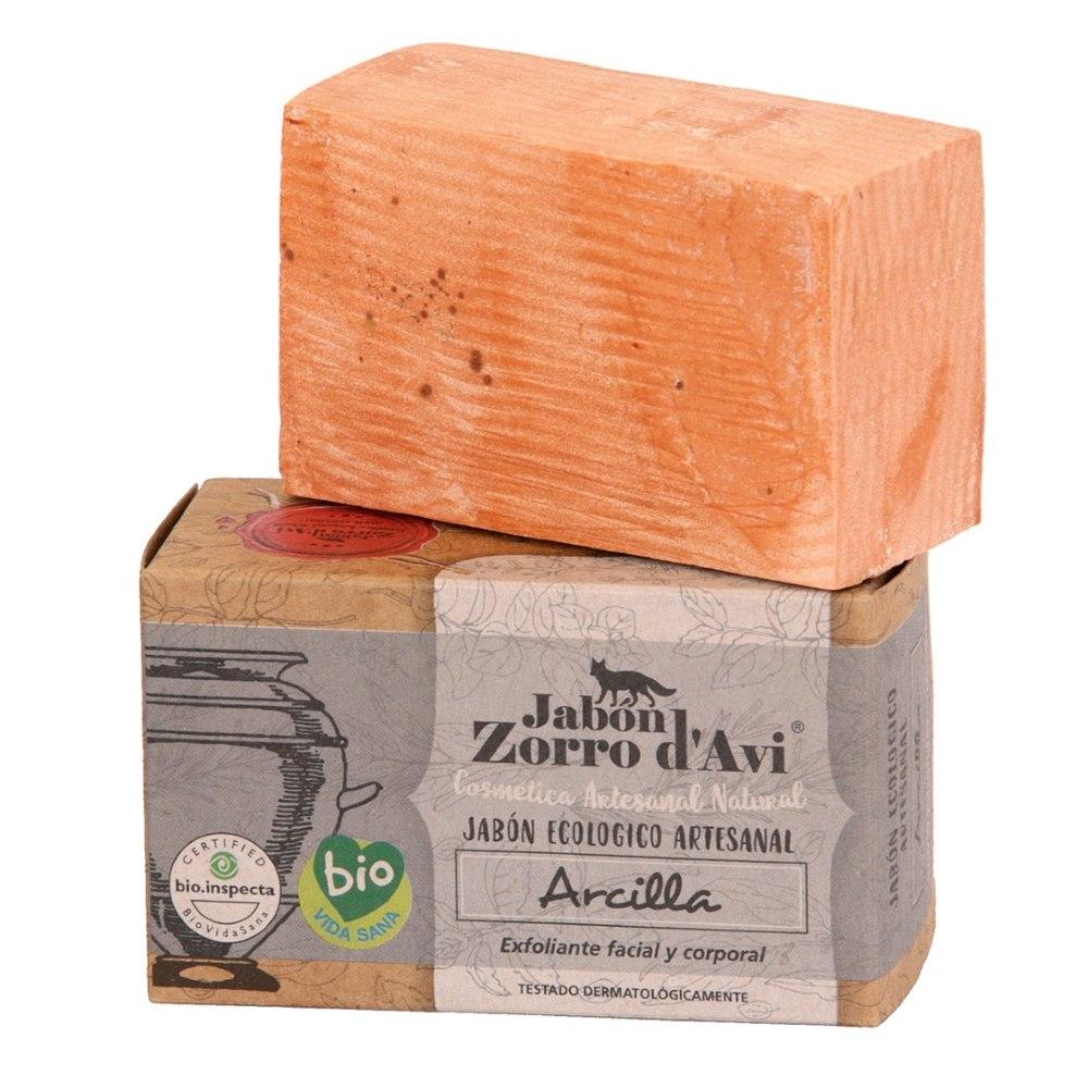 Jabón ecológico de Arcilla