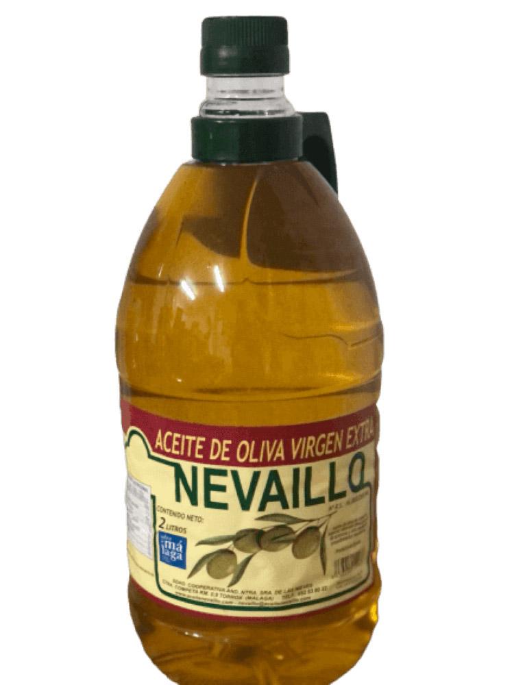 AOVE Botella de 2 litros
