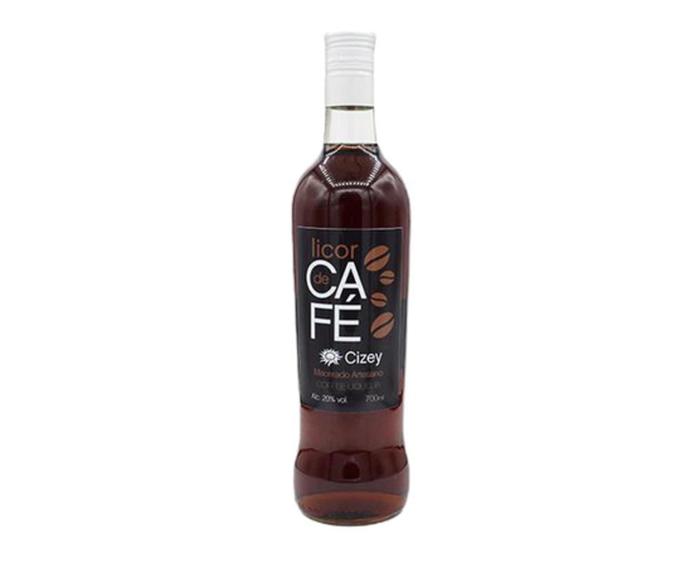 Licor de Café Macerado Cizey