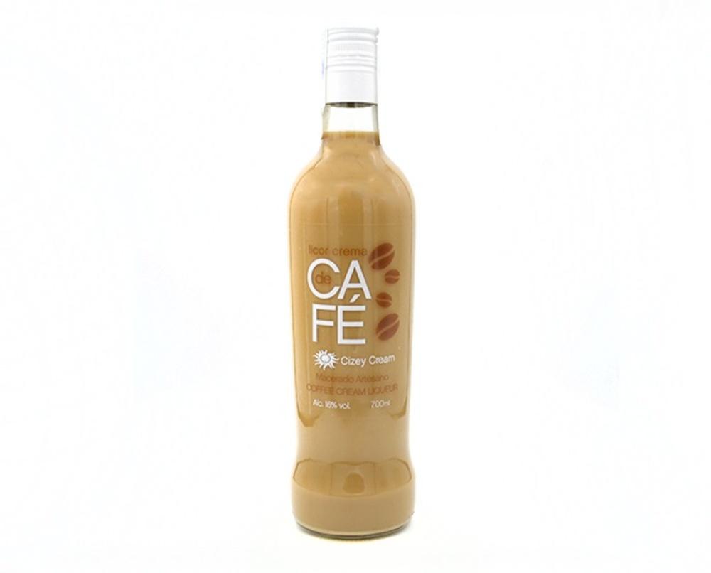 Crema de Café Macerado Cizey