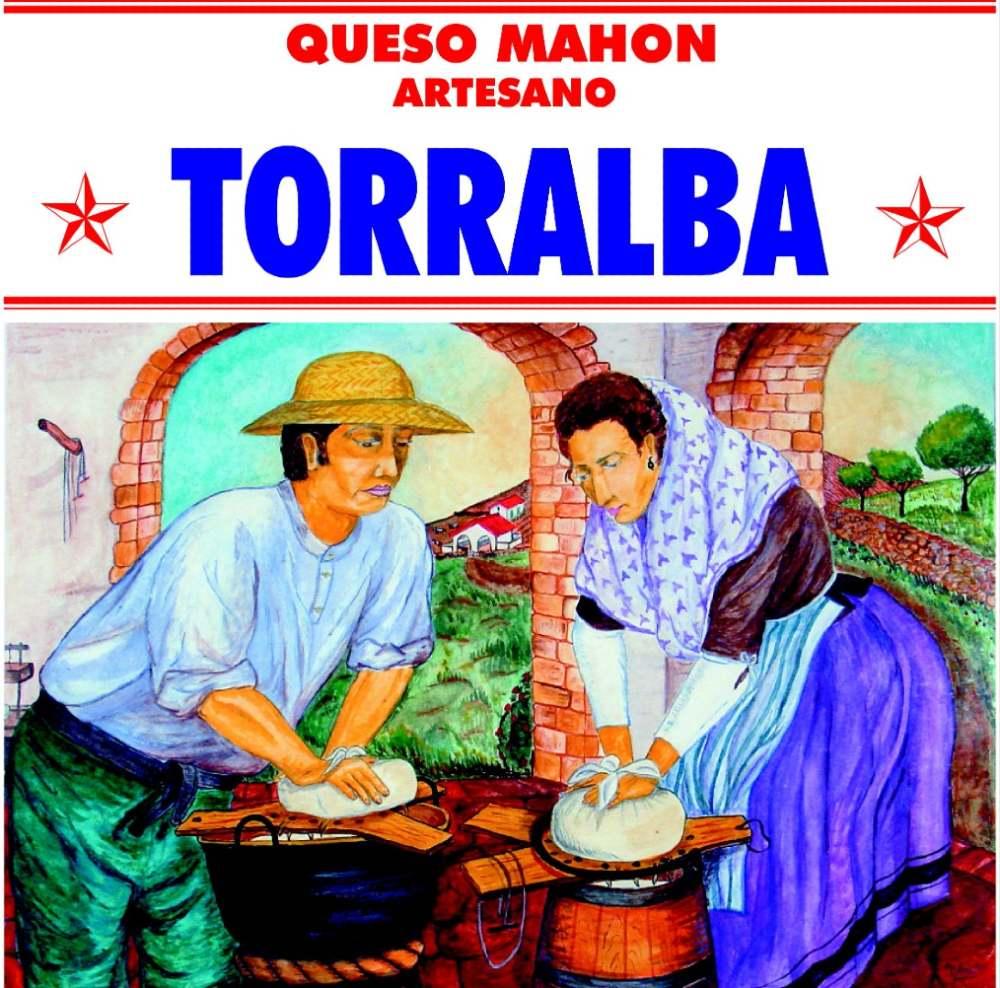 QUESO MAHON ARTESANO TORRALBA